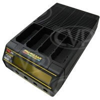 PAG 9796 AR-124NP Pulsar (AR124NP) 4-slot NP-1 multi-chemistry battery charger (AC powered)