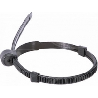 Vocas Flexible Gear Ring, with 2 movable stops, for use with cilindrical lenses with a focus barrel diameter between 40mm and 110mm - 0500-0295 (0500-0295)