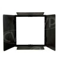 Litepanels 1BD (1-BD) 1X1 4-way Barn Doors (p/n 900-3021)