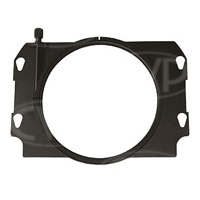 ARRI K2.47243.0 (K2472430) Clamp Adapter for use with 80mm diameter lenses such as Zeiss standard and HS lenses