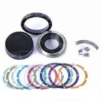 Zeiss (1846-496) Interchangeable EF lens mount set EF2 for 50mm T2.1 Compact Prime Makro lens