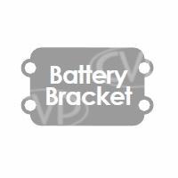 TV-Logic BB-056U (BB056U) Battery Bracket to allow Sony BP-U30/U60 batteries to power the VFM-056W/WP monitor