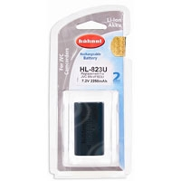 Hahnel HL-823U (HL823U) 2250mAh Lithium Ion Battery Replacement for JVC BN-VF823U - p/n 1000 184.6 (10001846)