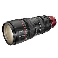 Canon CN-E 30-300mm T2.95-3.7 L S - EF Mount 4K Cine Telephoto Zoom Lens (p/n 6142B001AC)