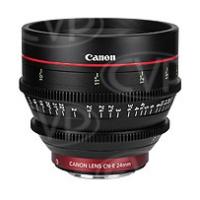 Canon CN-E 24mm T1.5 L - EF Mount Digital Cine Prime Lens CN-E24 (p/n 6569B001AC)