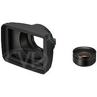 Sony VCL-HG0737K (VCLHG0737K) 0.7x Wide Angle Conversion Lens Kit for HVR-HD1000E / PMW-100 camcorders