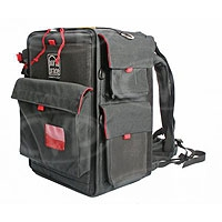 Portabrace BK-2NR (BK2NR) Backpack Camera Case for various Canon, Panasonic and Sony cameras (internal dimensions: 30.48 x 20.32 x 45.09 cm) (black)