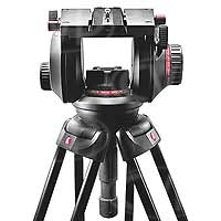 Manfrotto 509HD (509-HD) Aluminium Pro Video Head 100 with included Pan Bar