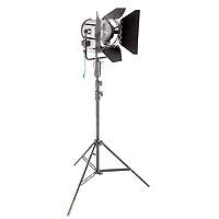 ARRI L2.88717.0 (L2887170) Universal Black Cine Stand, (5/8 & 1 5/8 inch fittings) 007BA (LS.4)