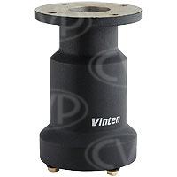 Vinten 3155-3B (31553B) Adaptor 200mm Hi-Hat - 4-bolt flat base to 4-bolt flat base (black)