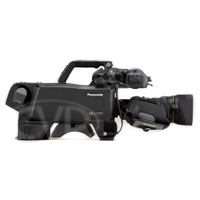 Panasonic AK-HC3500AE (AKHC3500AE) HD Studio Camera - multi-format camera that captures 1080i video using three 2/3-type 2.2-megapixel CCDs