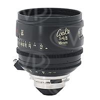 Cooke Optics S4/i 18mm T2 35mm/Super 35mm Prime Lens with Arriflex PL Mount