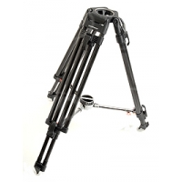 OConnor 30L Carbon Fiber Tripod Only (requires mid-level spreader & rubber feet) for 1030D & 1030Ds Ultimate Fluid Heads (p/n C1251-0001)