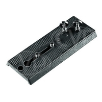 Manfrotto 357PLV (357-PLV) Sliding Plate with Fixing Screws
