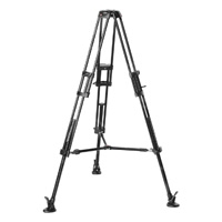 Manfrotto 546B (546-B) Pro Video Tripod with Mid-Level Spreader