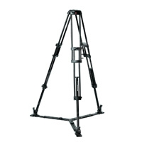 Manfrotto 546GB (546-GB) Pro Video Tripod with Ground-Level Spreader