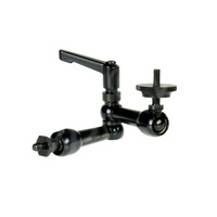 Noga Engineering NF9038CA (NF-9038CA) 1/4 to 3/8 inch Thread Small Noga NF Cine Arm for Small LCD Monitor etc (magic arm, support, bracket)