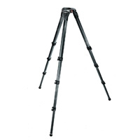 Manfrotto 536 (536) MPRO Carbon Fibre 3-Stage Video Tripod