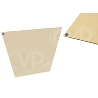 Autocue GL-LWA (GLLWA) Glass for Large Wide Angle Hood (Top 26inch - Bottom 15inch = Center 19.5inch)