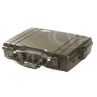 Peli Products 1495F Laptop Case with Foam (Pelican, Pelicase) (Internal Dimensions: W 49.2 cm x D 34.2 cm x H 11.0 cm)