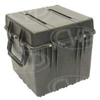 Peli Products 0370F Cube Case with Foam (Pelican, Pelicase) (Internal Dimensions: W 61.0 cm x D 61.0 cm x H 60.5 cm)