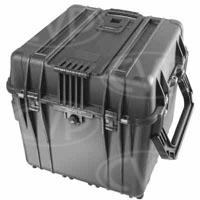 Peli Products 0340F Cube Case with Foam (Pelican, Pelicase) (Internal Dimensions: W 45.7 cm x D 46.0 cm x H 45.0 cm)