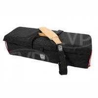 Portabrace LP-1B (LP1B) Light Pack Case for small lighting accessories and lights (internal dimensions: 69.85 x 20.32 x 15.88 cm) (black)