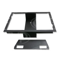 TVLogic RMK-24 (RMK24) 24-inch Rackmount Kit for LVM-241WL, LVM-242W, LVM-243W, LVM-247W and XVM-245 Monitors