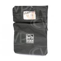Portabrace BK-P2MB (BKP2MB) Front 2-Pocket Module Camera Case - Black
