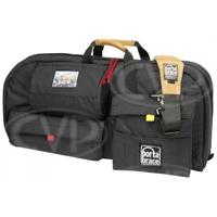 Portabrace CO-OA-MB (COOAMB) Carry-On Camera Case - Black (Internal Dimensions: W: 77.4 cm x D: 17.7 cm x H: 34.2 cm)