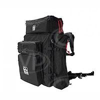 Portabrace BK-3BEXP (BK3BEXP) Extreme Modular Backpack Camera Case- Large (internal dimensions: 46.99 x 36.83 x 20.32 cm) (black)