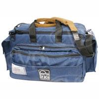 Portabrace CAR-2K (CAR-2) Cargo Case Kodiak for mini-dv cameras / batteries / lights (internal dimensions: 45.72 x 20.32 x 25.40 cm) (blue)