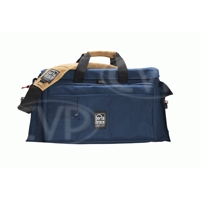 Portabrace SLR-3 (SLR3) HDSLR Carrying Case for SLR Cameras - Blue (Internal Dimensions: W: 45.7 cm x D: 25.4 cm x H: 25.4 cm)