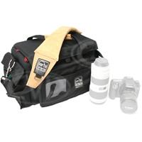 Portabrace SLR-3B (SLR3B) HDSLR Carrying Case for SLR Cameras - Black (Internal Dimensions: W: 45.7 cm x D: 25.4 cm x H: 25.4 cm)