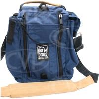 Portabrace SL-DSLR (SLDSLR) HDSLR Sling Pack Carrying Case for HDSLR Cameras - Blue