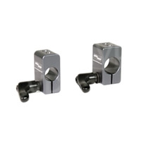 Anton Bauer 15MM ROD CLAMP KIT (15MM ROD CLAMP KIT) 15mm Rod Clamp Kit for use with MATRIX Cheese Plate (8075-0201)