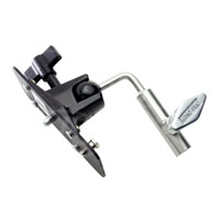 Kino-Flo MTP-BF41S Kino 41L Mount Plate with Baby Receiver Short (16mm) for 4Bank Select System Series Lighting Fixtures (MTPBF41S)