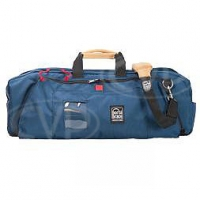 Portabrace RB-3 (RB3) Lightweight Run Bag (large) for tape, battery, charger cable and tools (internal dimensions: 63.50 x 17.78 x 24.13 cm) (blue)