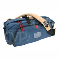 Portabrace RB-3K (RB3K) Lightweight Heated Run Bag (large) for batteries, tapes, etc. (internal dimensions:  63.50 x 17.78 x 24.13 cm) (blue)