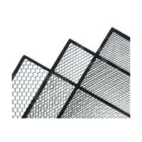 Kino-Flo LVR-Z490-P Honeycomb Louver, 90° for ParaZip 400 Series Lighting Fixtures (LVRZ490P)