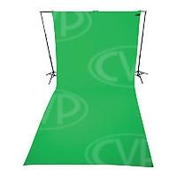 Westcott 9ft x 20ft (2.74m x 6.09m) Wrinkle-Resistant Green Screen Backdrop (860384)