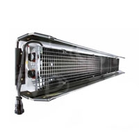 Ex Demo Kino-Flo CFX-9602 (CFX9602) 8ft Mega Double Lighting Fixture includes Reflector, Louver & Removable Harness (requires ballast, cable, mount and lamps)
