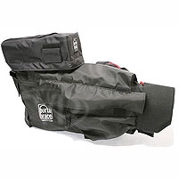 Portabrace RS-55TX (RS55TX) Rain Slicker / Triax (Rain Cover) for Professional Camcorders (black)