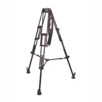 Miller 420 Toggle DV 2-Stage Alloy Tripod
