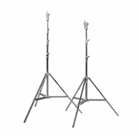 Matthews 369673 Hollywood Combo Double Riser Lighting Stand