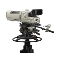 Sony HDC-2000W (HDC2000W) 3G Double-Speed Multi-Format HD Studio System Camera - White