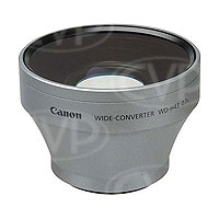 Canon WD-H43 (WDH43) 0.7x Wide Converter for HV20 and HG10 (Canon p/n 2072B001AA)