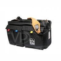 Portabrace SZW-3B (SZW3B) Size Wize Travel Case ideal for use on airlines (internal dimensions: 54.61 x 19.05 x 29.21 cm) (black)