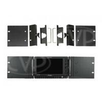 TVLogic RMK-074S (RMK074S, RMK-074-S) Single Rack Mount Kit for LVM-074W Monitor with Blanking Plate