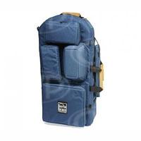 Portabrace HK-2 (HK2) Hiker Backpack Camera Case for UVW-100 (internal dimensions: 33.02 x 15.24 x 74.93 cm) (blue)